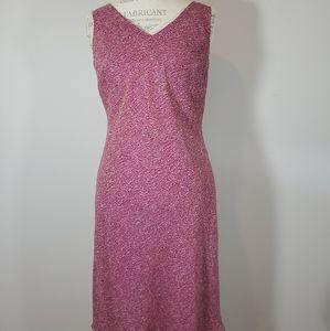 Ann Taylor floral dress size 8P